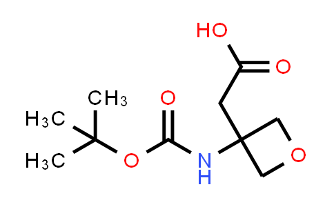 2-(3-((tert-Butoxycarbonyl)amino)oxetan-3-yl)acetic acid