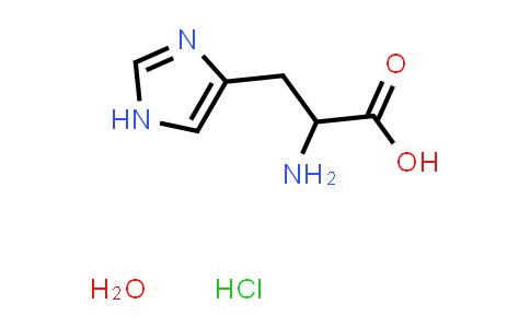 DL-Histidine monohydrochloride monohydrate