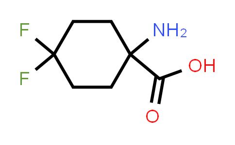 1-Amino-4,4-difluorocyclohexanecarboxylic acid