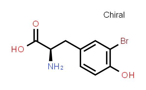(R)-2-Amino-3-(3-bromo-4-hydroxyphenyl)propanoic acid