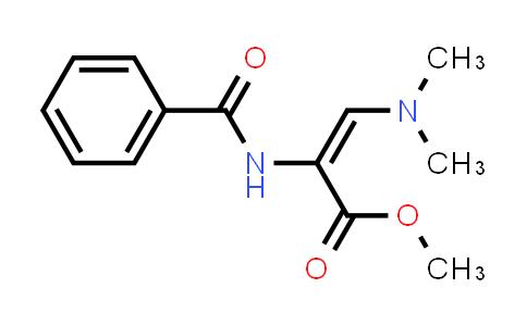 Methyl 2-benzamido-3-(dimethylamino)acrylate