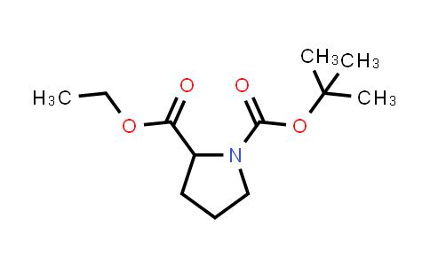 1-tert-Butyl 2-ethyl pyrrolidine-1,2-dicarboxylate
