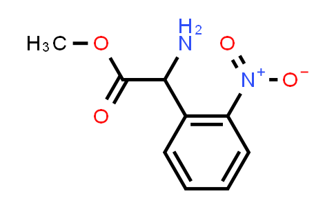 Methyl 2-amino-2-(2-nitrophenyl)acetate