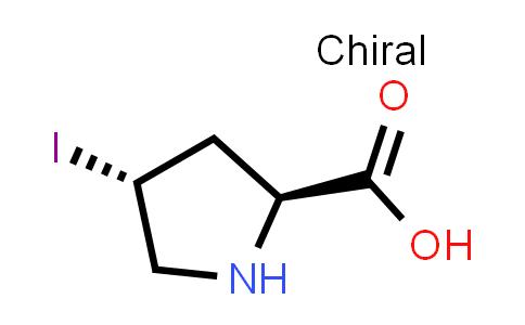 (2S,4R)-4-Iodopyrrolidine-2-carboxylic acid