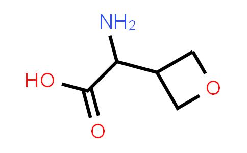 2-Amino-2-(oxetan-3-yl)acetic acid