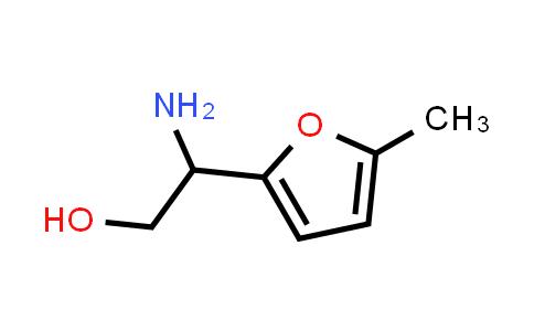 2-Amino-2-(5-methylfuran-2-yl)ethanol