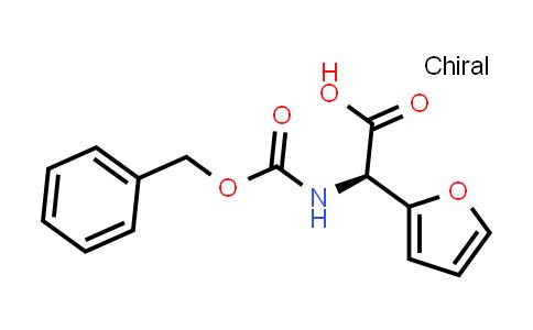 (R)-2-(((Benzyloxy)carbonyl)amino)-2-(furan-2-yl)acetic acid