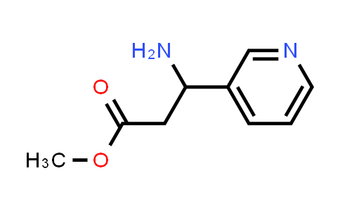 Methyl 3-Amino-3-(3-pyridyl)propionate