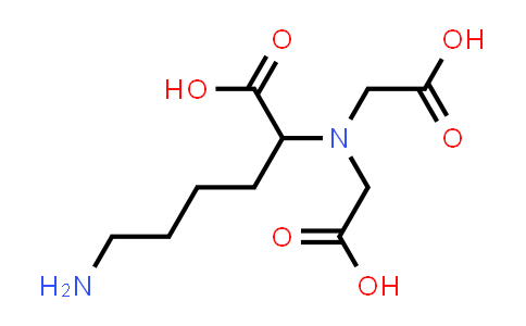 2,2'-((5-Amino-1-carboxypentyl)azanediyl)diacetic acid
