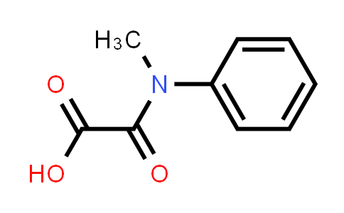 2-(Methyl(phenyl)amino)-2-oxoacetic acid
