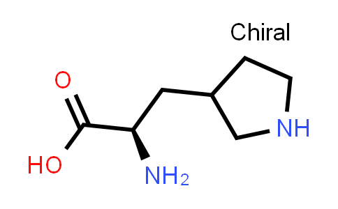 (2R)-2-Amino-3-(pyrrolidin-3-yl)propanoic acid