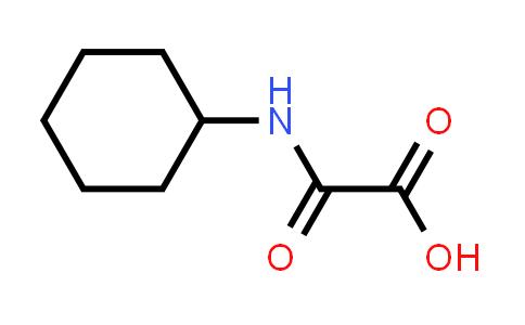 2-(Cyclohexylamino)-2-oxoacetic acid
