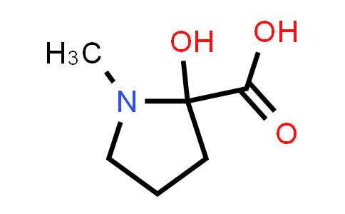 2-Hydroxy-1-methylpyrrolidine-2-carboxylic acid