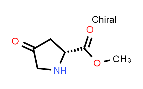 (R)-Methyl 4-oxopyrrolidine-2-carboxylate