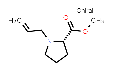 (S)-Methyl 1-allylpyrrolidine-2-carboxylate