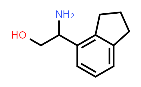 2-Amino-2-(2,3-dihydro-1H-inden-4-yl)ethanol