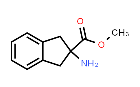 Methyl 2-amino-2,3-dihydro-1H-indene-2-carboxylate