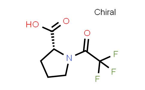 (R)-1-(2,2,2-Trifluoroacetyl)pyrrolidine-2-carboxylic acid