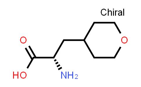 (S)-2-Amino-3-(tetrahydro-2H-pyran-4-yl)propanoic acid