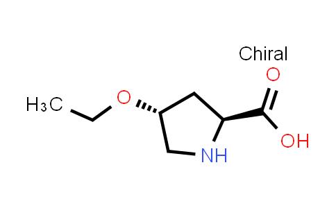 (2S,4R)-4-Ethoxypyrrolidine-2-carboxylic acid