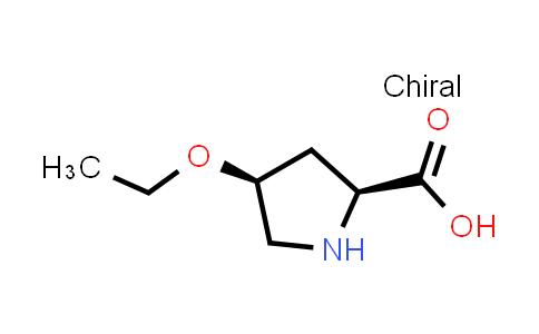 (2S,4S)-4-Ethoxypyrrolidine-2-carboxylic acid