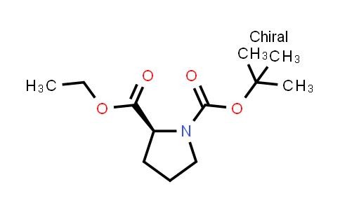 (S)-1-tert-Butyl 2-ethyl pyrrolidine-1,2-dicarboxylate