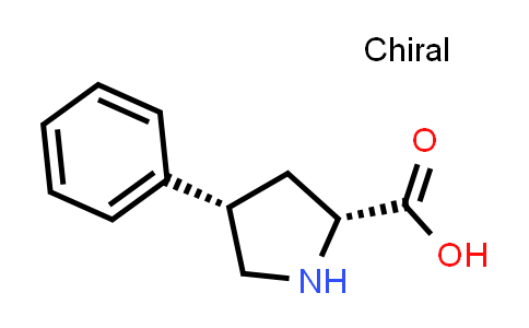 (2R,4S)-4-Phenylpyrrolidine-2-carboxylic acid