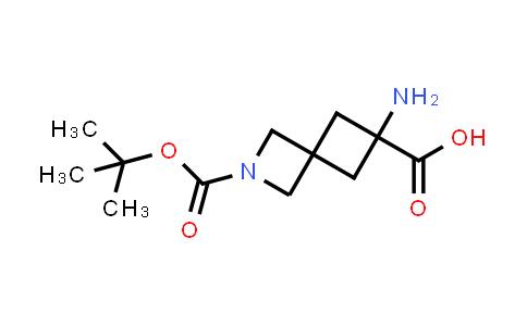 6-Amino-2-(tert-butoxycarbonyl)-2-azaspiro[3.3]heptane-6-carboxylic acid