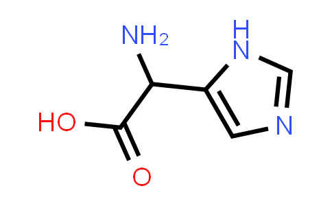 2-Amino-2-(1H-imidazol-5-yl)acetic acid
