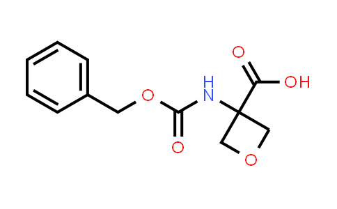 3-(((Benzyloxy)carbonyl)amino)oxetane-3-carboxylic acid