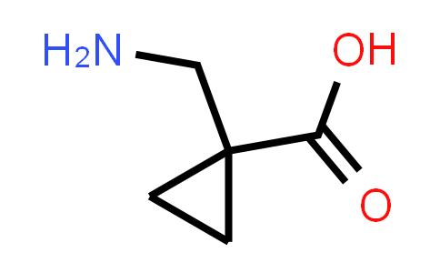 1-(Aminomethyl)cyclopropanecarboxylic acid