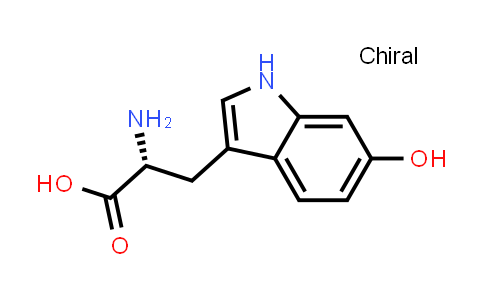 (R)-2-Amino-3-(6-hydroxy-1H-indol-3-yl)propanoic acid