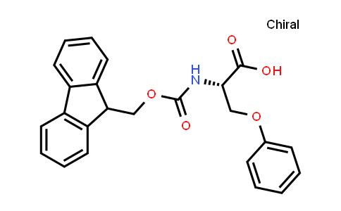 N-(((9H-Fluoren-9-yl)methoxy)carbonyl)-O-phenyl-L-serine