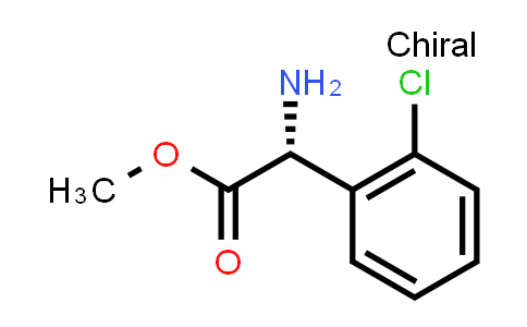 (R)-Methyl 2-amino-2-(2-chlorophenyl)acetate