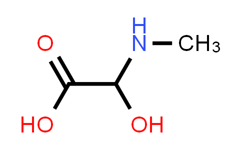 2-Hydroxy-2-(methylamino)acetic acid