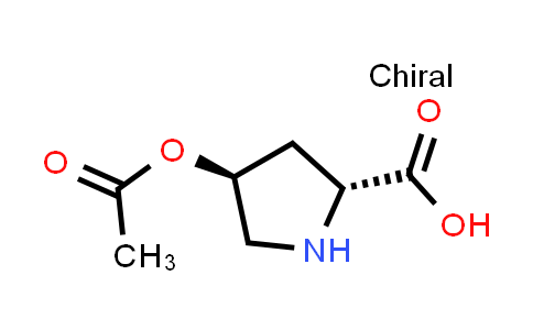 (2R,4S)-4-Acetoxypyrrolidine-2-carboxylic acid