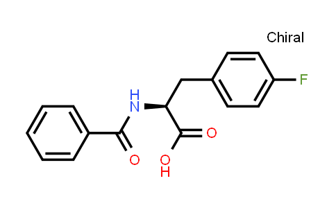 (S)-2-Benzamido-3-(4-fluorophenyl)propanoic acid