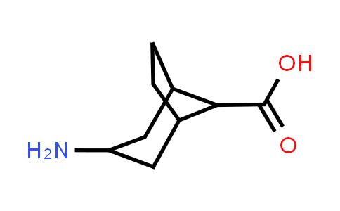 3-Aminobicyclo[3.2.1]octane-8-carboxylic acid