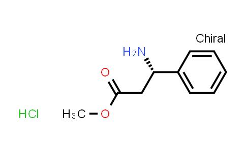 (S)-Methyl 3-amino-3-phenylpropanoate hydrochloride