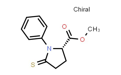 (S)-Methyl 1-phenyl-5-thioxopyrrolidine-2-carboxylate
