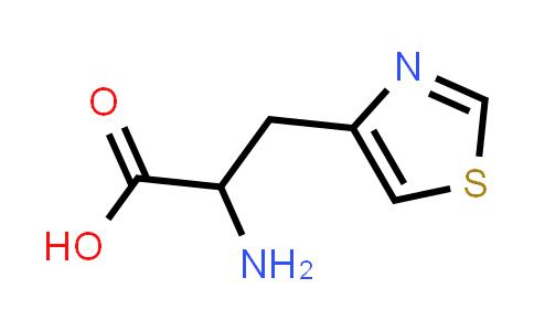 2-Amino-3-(thiazol-4-yl)propanoic acid