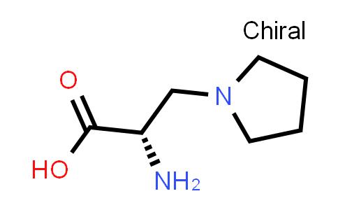 (S)-2-Amino-3-(pyrrolidin-1-yl)propanoic acid
