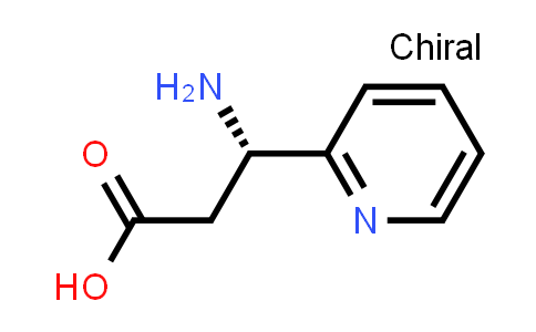 (S)-3-Amino-3-(pyridin-2-yl)propanoic acid