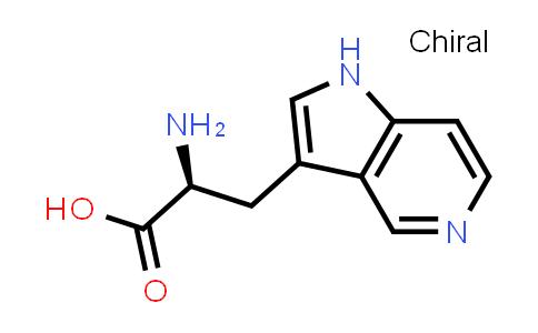 (S)-2-Amino-3-(1H-pyrrolo[3,2-c]pyridin-3-yl)propanoic acid