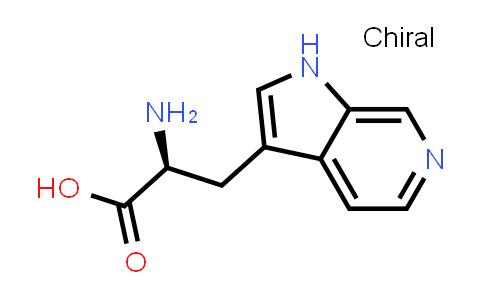 (S)-2-Amino-3-(1H-pyrrolo[2,3-c]pyridin-3-yl)propanoic acid