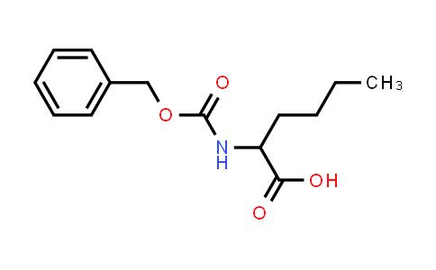 2-(((Benzyloxy)carbonyl)amino)hexanoic acid