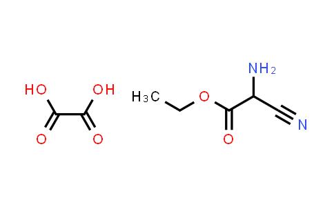 Ethyl 2-amino-2-cyanoacetate oxalate
