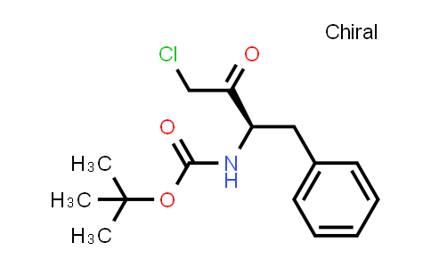 (R)-tert-Butyl (4-chloro-3-oxo-1-phenylbutan-2-yl)carbamate
