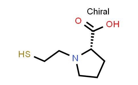 (S)-1-(2-Mercaptoethyl)pyrrolidine-2-carboxylic acid