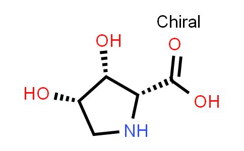 (2R,3R,4S)-3,4-Dihydroxypyrrolidine-2-carboxylic acid